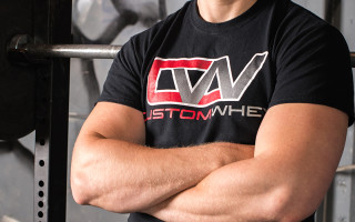 Custom Whey founder James Thompson