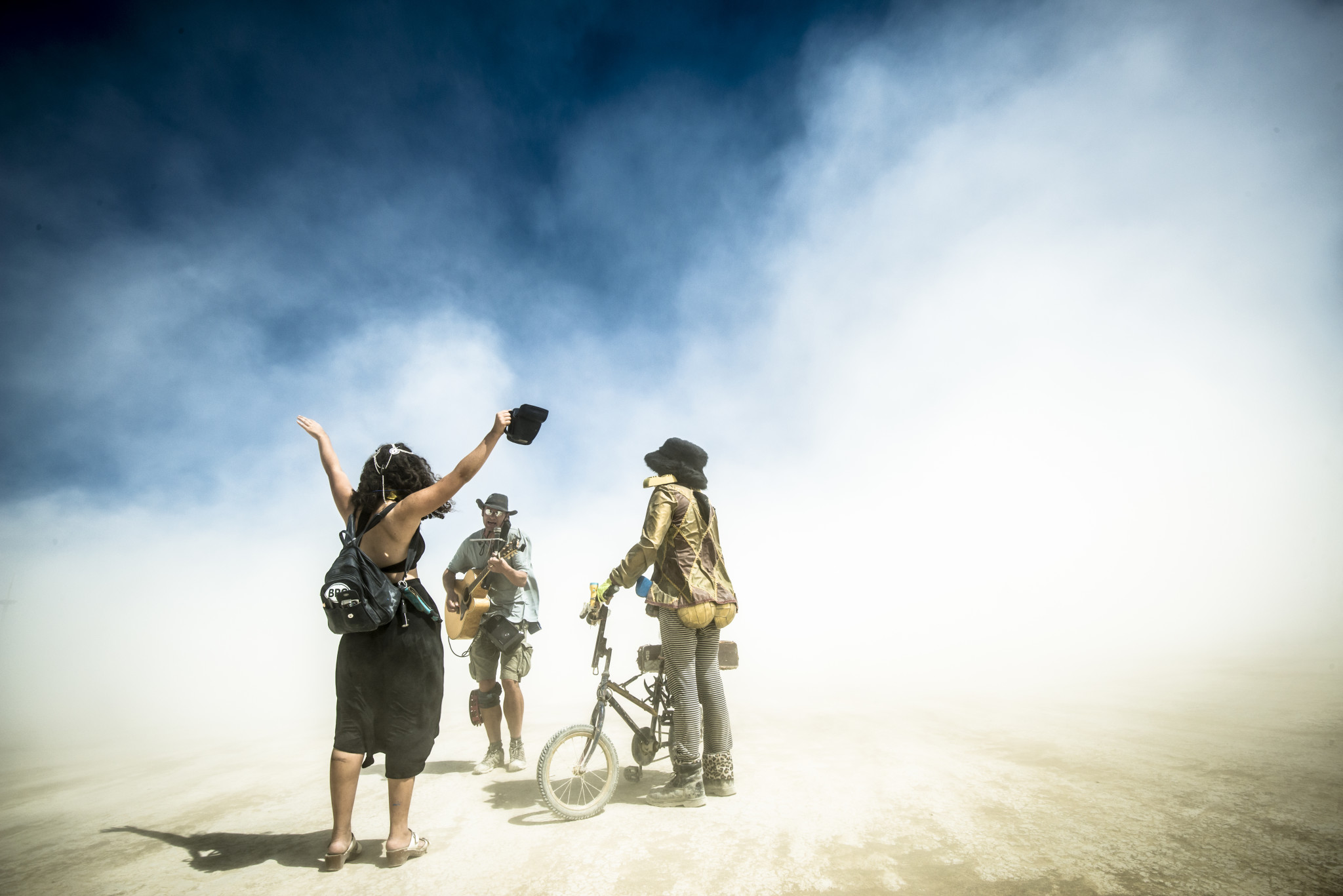 Burning Man © GeoCrash Photography