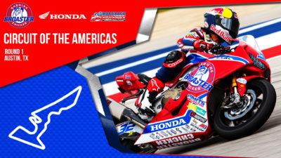 2017 MotoAmerica – Round 1 – COTA