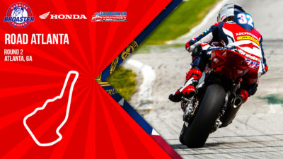 2017 MotoAmerica – Round 2 – Road Atlanta