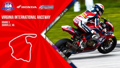2017 MotoAmerica – Round 3 – Virginia International Raceway