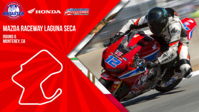 2017 MotoAmerica Superbike – Round 6 – Mazda Raceway Laguna Seca