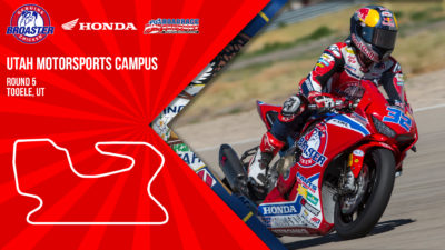 2017 MotoAmerica – Round 5 – Utah Motorsports Park