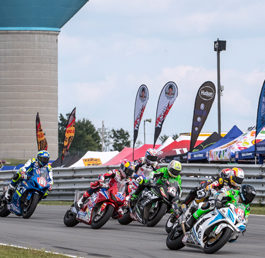 2017 MotoAmerica – Round 8 – Pittsburgh International Race Complex