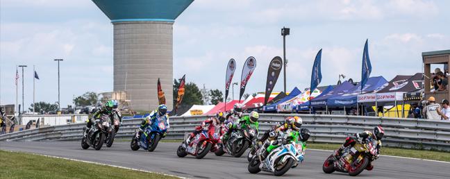 2017 MotoAmerica – Round 8 – Pittsburgh International Race Complex