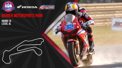 2017 MotoAmerica – Round 10 – Barber Motorsports Park