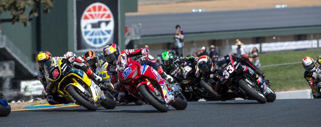 2017 MotoAmerica – Round 7 – Sonoma Raceway
